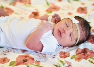 Baby Girl Poen