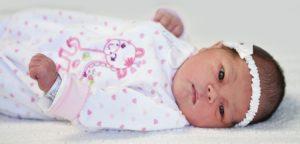 Baby Girl Reed