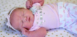 Baby Girl Kladis