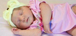 Baby Girl Beckstead