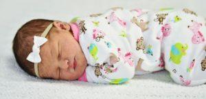Baby Girl Liapis-McCright