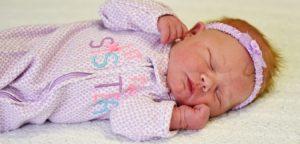 Baby Girl Hansen