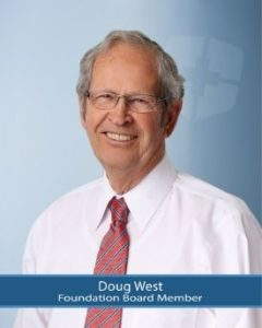 Foundation Board Member, Doug Webb