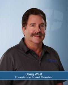 Foundation Board Member, Doug West