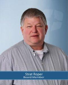 Board Member, Strat Roper
