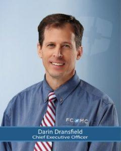 CEO, Drain Dransfield