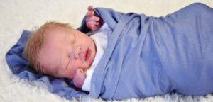 Baby Boy Haslam