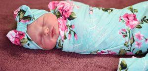 Baby Girl Munson