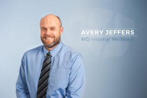 Avery Jeffers, MD