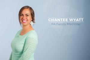 Chantee Wyatt, PA