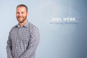Joel Webb, PA