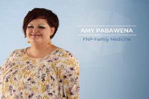 Amy Pabawena, FNP