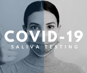 COVID-19 Saliva Testing
