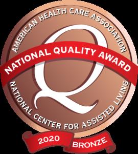 2020 Quality Award